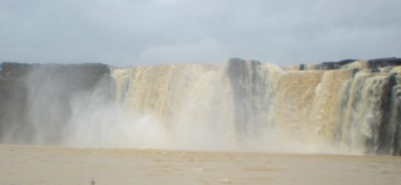 Chitrakot water-fall at Jagdalpur