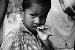 A boy in Bakawand