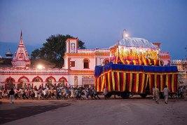 Chariot in Bastar