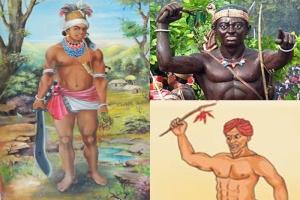 Gundha Dhur The Tribal Leader