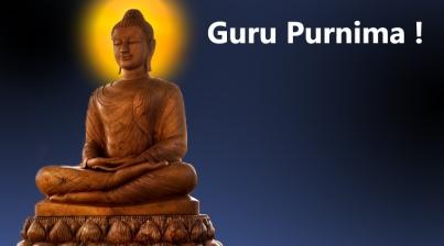 Buddha Statue and sunset background